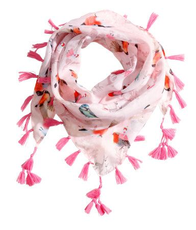 Bird Scarf | H&M Kids