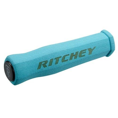 Ritchey WCS TrueGrip Ergo MTB Foam Handlebar Grip - Blue