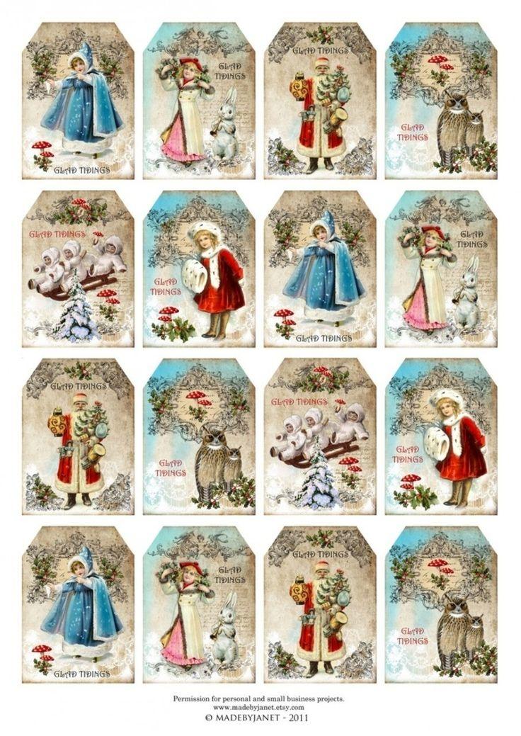 Images anciennes de Noël                                                                                                                                                                                 Plus