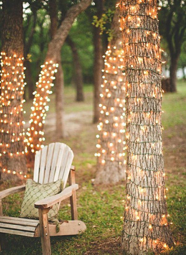 DIY Lighting Fixture Designs For The Backyard