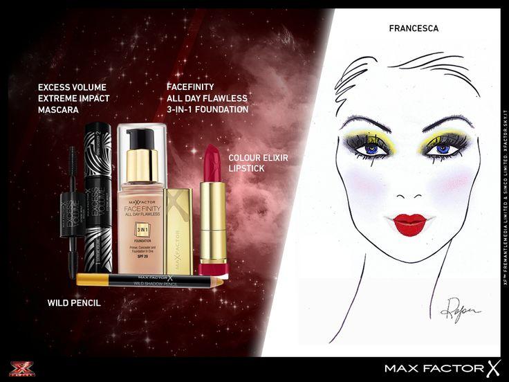 Francesca Monte - X Factor 8 - MaxFactor