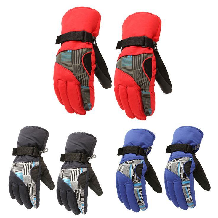 Winter Warm Anti Slip Riding Sailing Glove Cut Yachting Rope Kayak Dinghy Fishing Waterproof Outdoor Mountaineerin Skiing Gloves