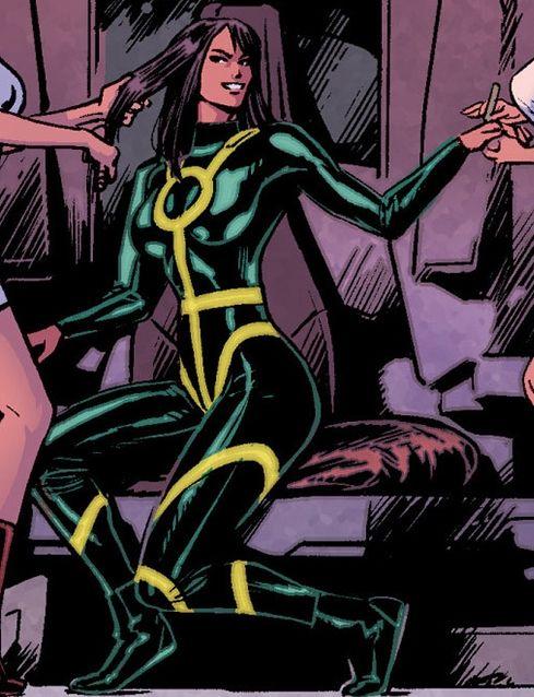 Deidre Wentworth aka Superia    Secret Avengers vol 2 #2