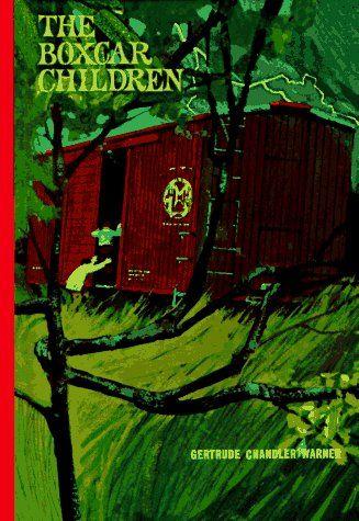 The Boxcar Children - I'm pretty sure I read all of these!