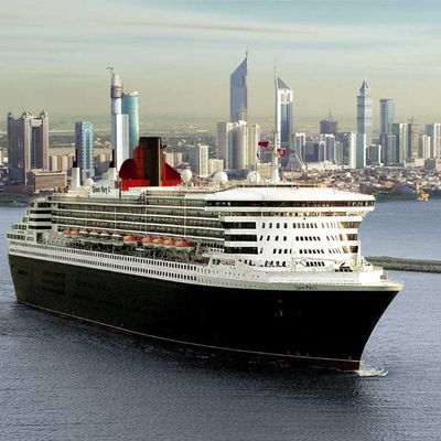 We've found the 53 largest cruise ships in the world -- count down to number 1 with us!