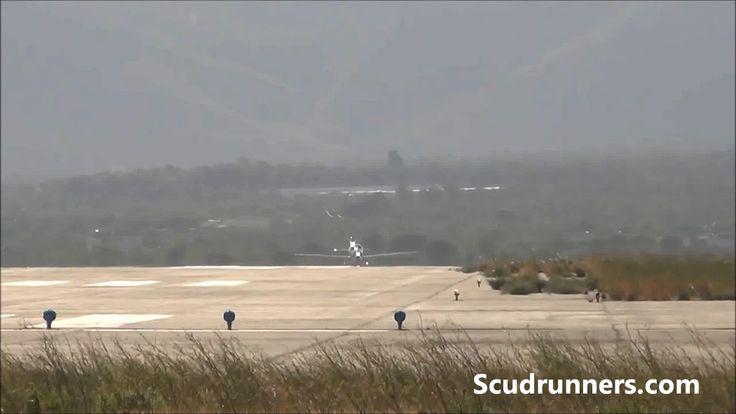 Cross Wind Landing Technique