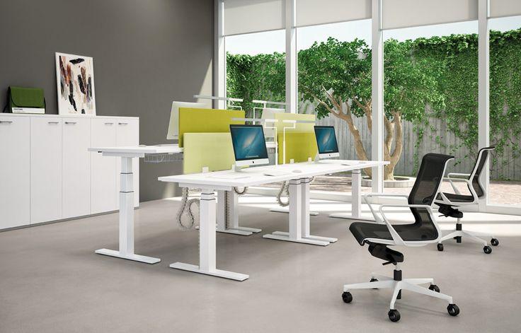 Mesa de oficina regulable Sit&Stand