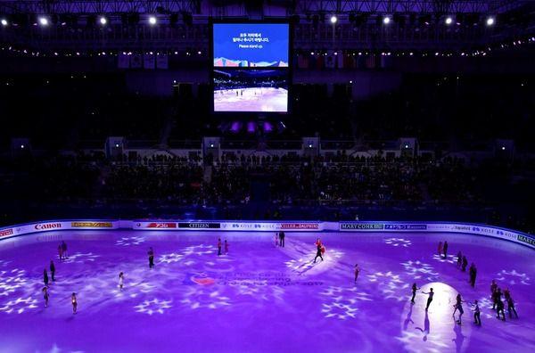 冬季オリンピック観戦チケット2次販売9/6開始…スケート、開会式、閉会式など