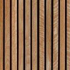 Texture 332: Timber slat wall cladding 4500 x 4500 px proof