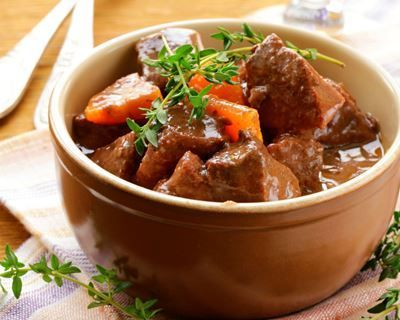 Boeuf aux carottes (à la cocotte minute)