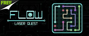 Flow Laser Quest - Puzzle - Free Web Game - PlayTouch