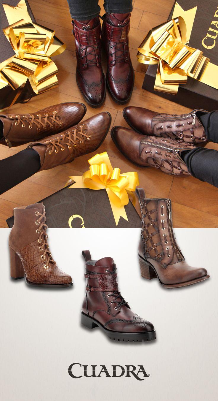 Navidad Cuadra 2017 #moda #cuadra #botas #mujer #regalos #presents #christmas