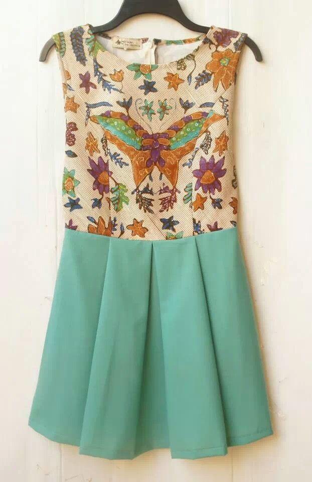 Dress sabrina pekalongan
