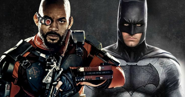 'Batman' Solo Movie Getting Will Smith's Deadshot? -- Will Smith is reportedly interested in joining Ben Affleck in his upcoming solo 'Batman' movie, but nothing is official at this time. -- http://movieweb.com/batman-movie-will-smith-deadshot-ben-affleck/