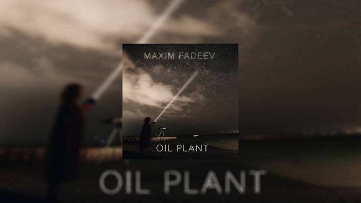 МАКСИМ ФАДЕЕВ - OIL PLANT / 2016