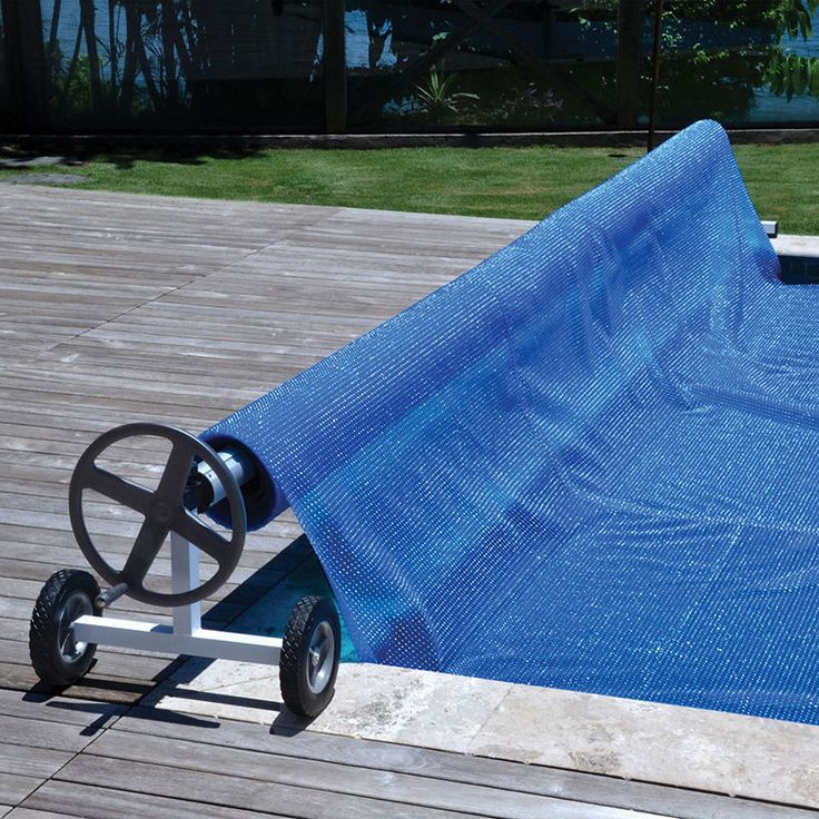 Enrouleur de bâche de piscine en 2020 Bâche de piscine