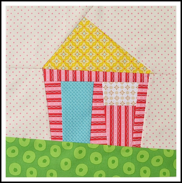 Modern wonky house quilt blocks pinterest for Modern house quilt block