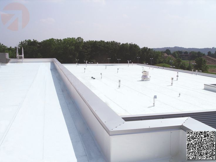Elastomeric Roofing Membrane : Elastomeric foam membrane white roof products and