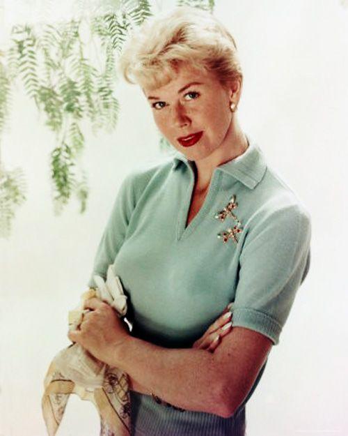 Doris Day.......multi-talented,beautiful great actress.