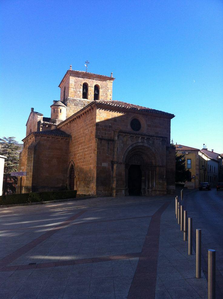 Iglesia de San Juan de Rabanera en Soria