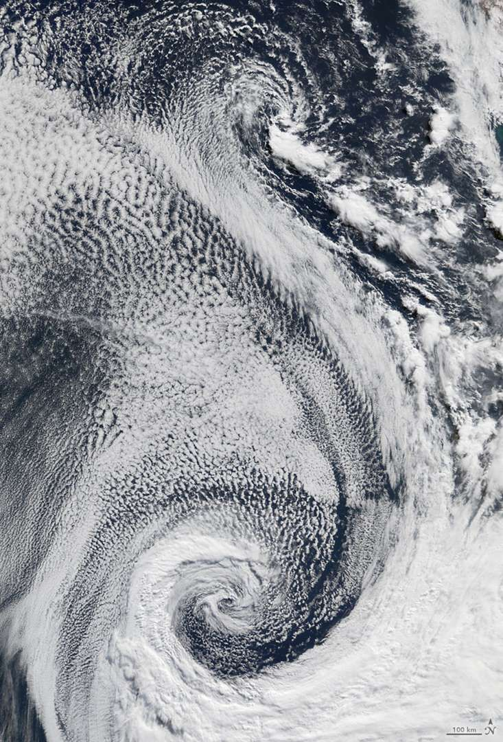 17 best images about n a s a planet earth s an image of clouds swirling over the atlantic ocean was acquired by the