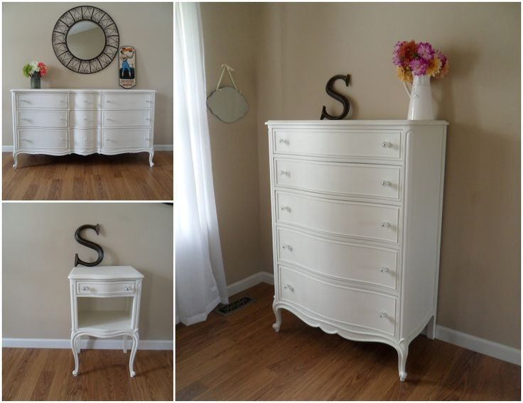 Best 25 french provincial bedroom ideas on pinterest - Painted french provincial bedroom furniture ...