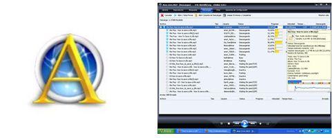Ares - Programas para descargar musica gratis