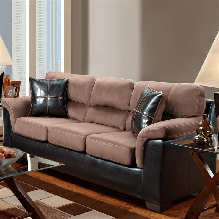 The Caloway Collection 6203 L Annabelle Sofa Laredo