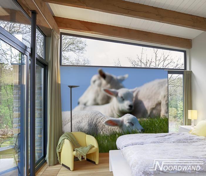 Farm Life - Noordwand Wallpaper verkrijgbaar bij Deco Home Bos in Boxmeer. info@decohomebos.nl