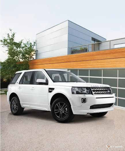Land-Rover-Freelander-2-Sterling-Edition-launched. #LandRover #Freelander #4x4 #todoterreno