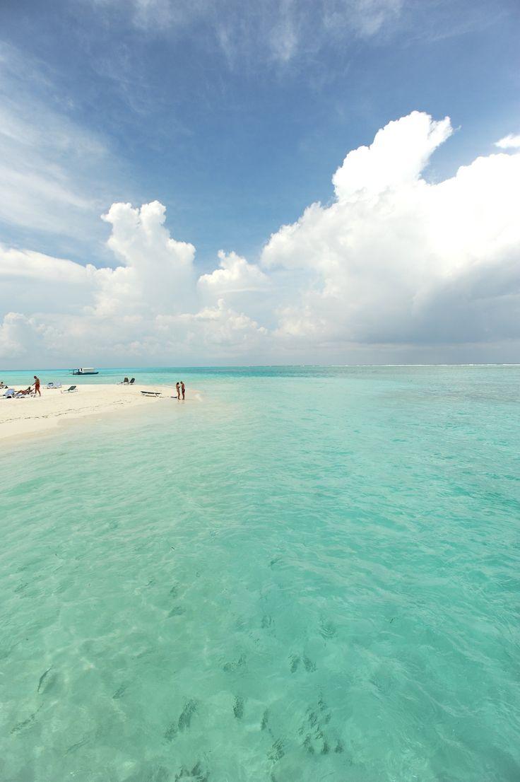 Meeru Island, Maldives.