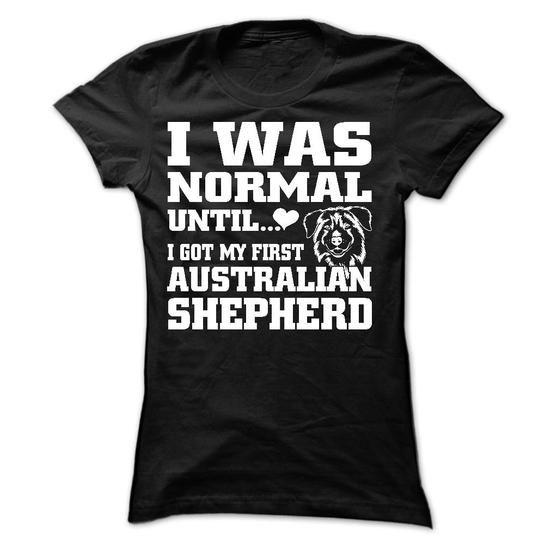 Australian Shepherd - #teacher gift #gift for friends. SAVE => https://www.sunfrog.com/Pets/Australian-Shepherd-60424019-Ladies.html?68278
