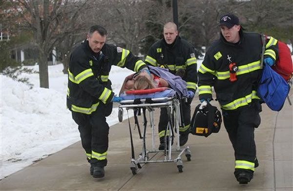 Photos Of Chicago Paramedic Rescue Illustrate It Game