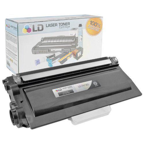 LD © Compatible With Brother TN720 Black Laser Toner Cartridge Compatible With Brother DCP 8110DN, 8150DN, 8155DN, HL 5440D, 5450DN, 5470DW, 5470DWT, 6180DW, 6180DWT, MFC 8510DN, 8710DW, 8810DW, 8910DW Printers #Compatible #With #Brother #Black #Laser #Toner #Cartridge #DWT, #Printers