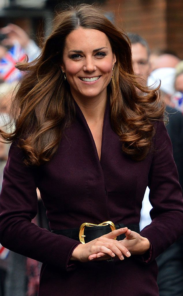 Best Tressed from Kate Middleton's Best Hair Moments | E! Online