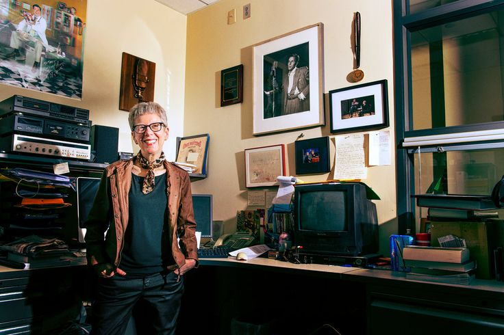 "Badass Feminist/Sex Positive Hero of the day is...Terry Gross! The ""Fresh Air"" host's 40-year, 13,000-interview master class in conversation."