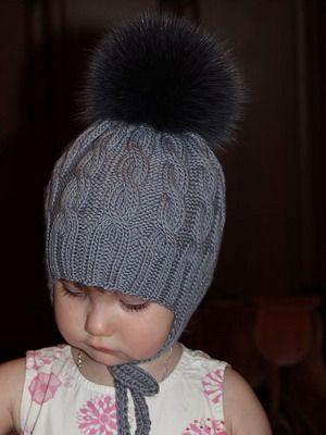 детские шапки для зимы 2017 фото стильных детских шапок вязаных и