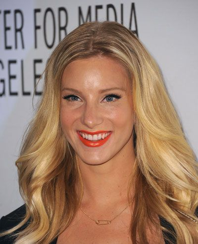 Heather Morris from Glee