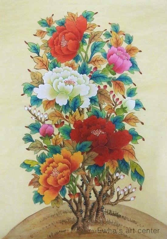 Pintura folclórica 'Morando' / Certificado de pintura folclórica / Pintura folclórica / Suwon Yongin Dongtan pintura oriental sala de pintura folclórica / Suwon arte de passatempo / galeria de arte de Youngbong: blog Naver