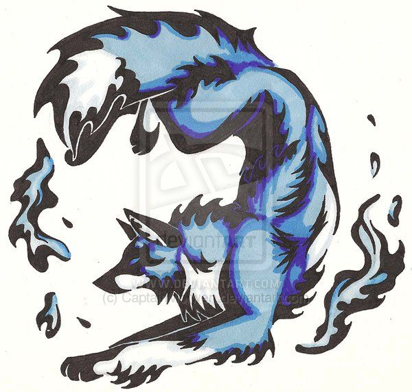 Images of Dark Elemental Wolves - www industrious info
