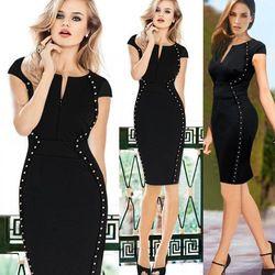 Online Shop dresses 2015 European high-end Western style dress new reception pencil women clothes Aliexpress Mobile