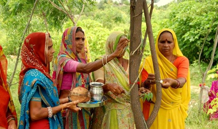 A wonderful eco-conscious tradition in India lives on