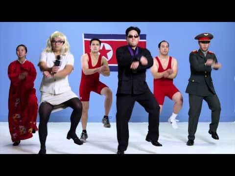 Parody of PSY Gangam style....it's NBC Olympic Style!