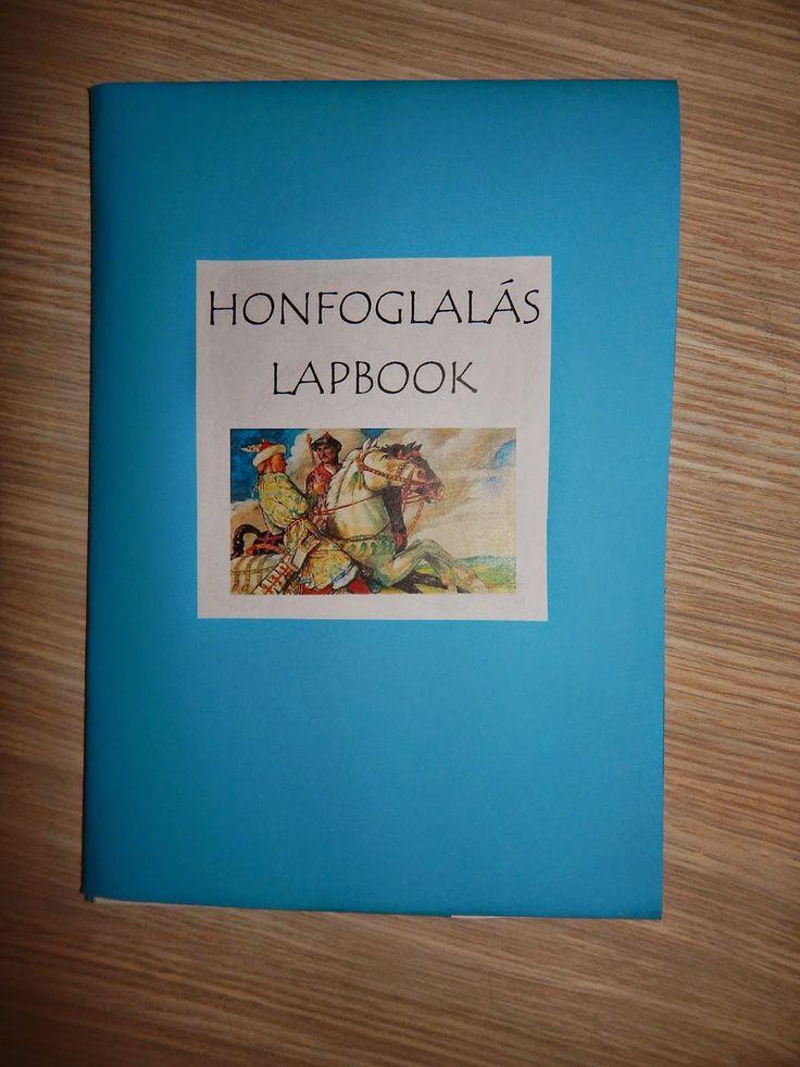 Honfoglalás lapbook