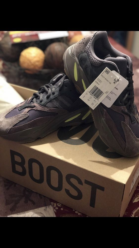 34fd8872c3f2a eBay  Sponsored Yeezy Boost 700 Mauve Size 8