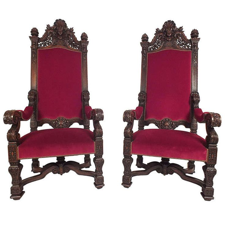 1890 s Louis XVI Style Pair of Throne Chairs953 best Furniture images on Pinterest   Queen bedroom sets  Sofas  . Louis Xvi Style Furniture For Sale. Home Design Ideas