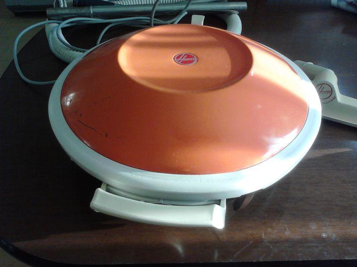 aspiradora Vintage Hoover en buen estado funciona