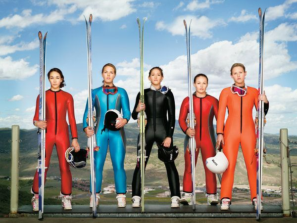 For the first year ever, women will compete in ski jumping at the 2014 games.
