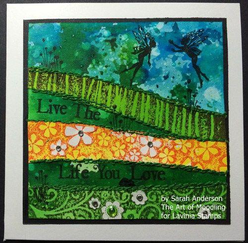Fairy Meadows by Sarah Anderson