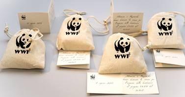 Bomboniere solidali del WWF